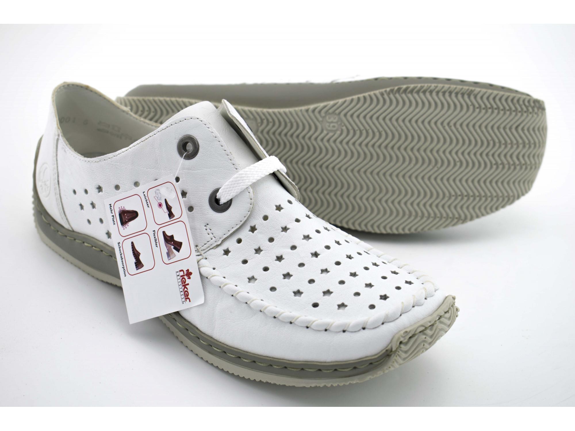 Летние туфли Rieker L1716-80