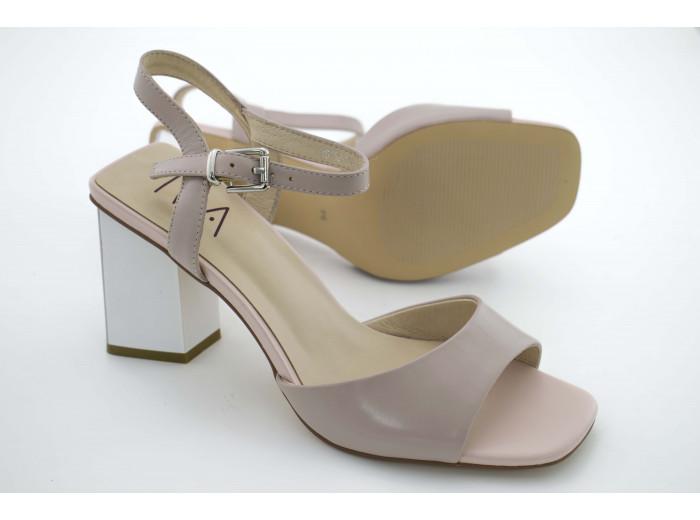 Летние туфли IVA H6755 Розовые