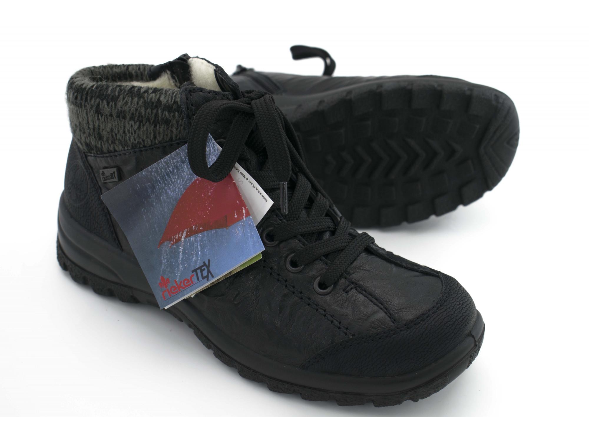 Ботинки Rieker L7110-01
