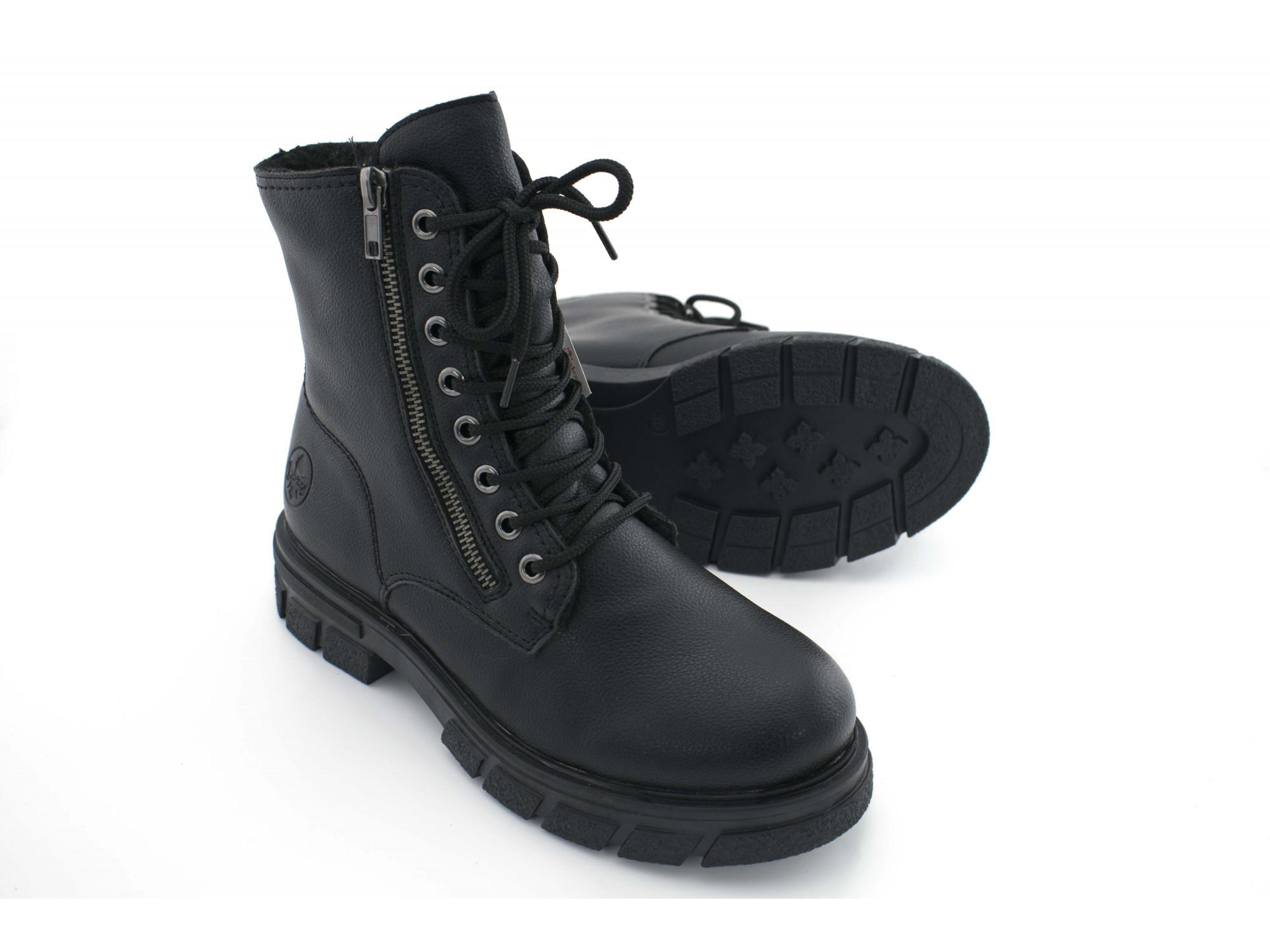 Ботинки Rieker Z9118-00