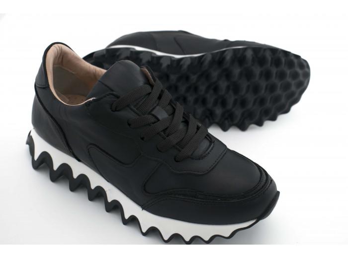 Кроссовки La Pinta 0772-5014D Черные