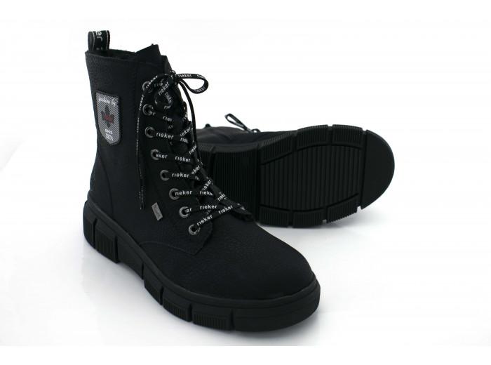 Ботинки Rieker X3410-00