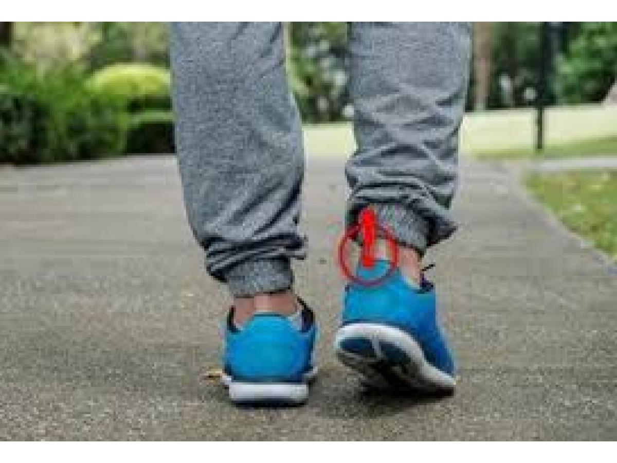 Что делать, если натирает обувь?